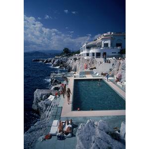 """Art - Slim Aarons """"Hotel Du Cap Eden Roc"""" Photograph"""