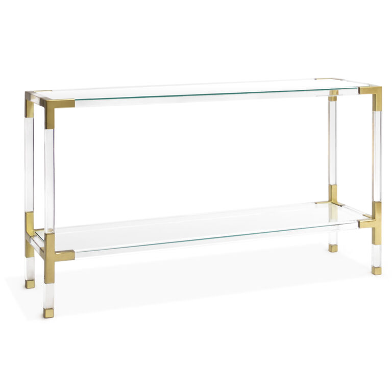 Cocktail, Side & Console Tables - Jacques Console