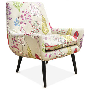 Chairs & Benches - Mrs. Godfrey Chair In Brighton Clay