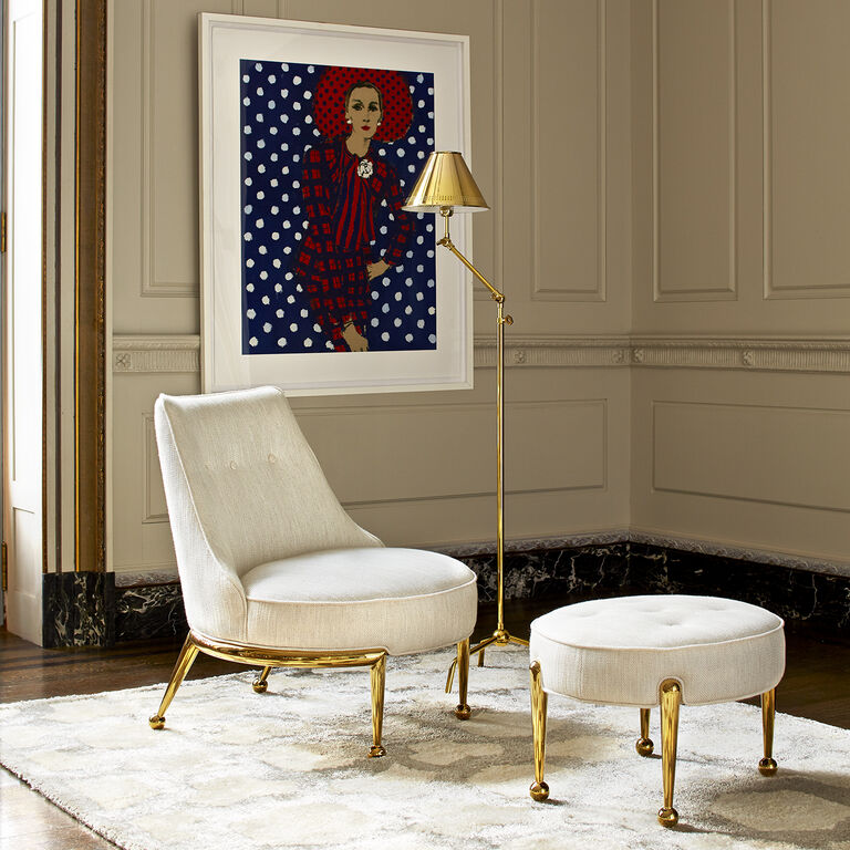 Holding Category - Charade Slipper Chair
