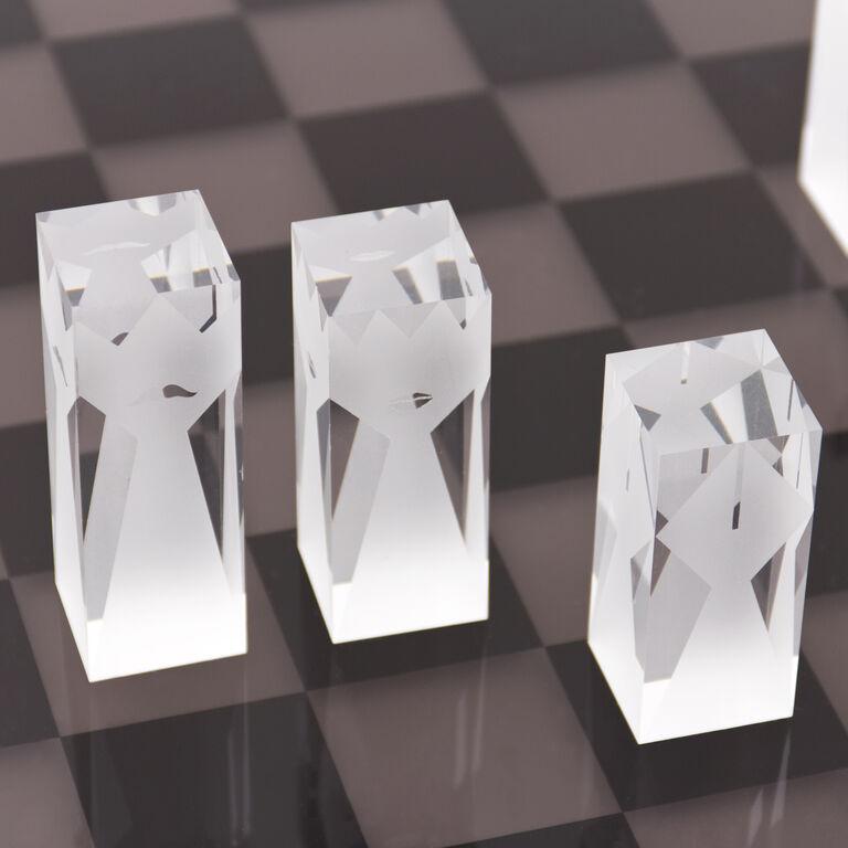 Games - Acrylic Chess Set