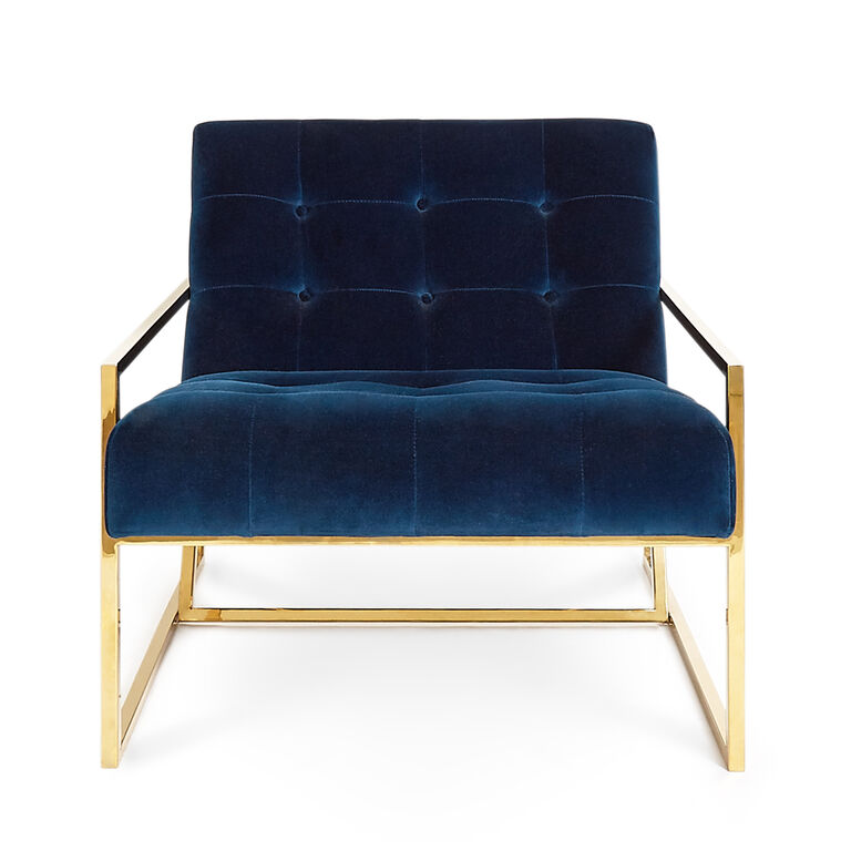 Holding Category - Goldfinger Lounge Chair