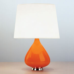Table Lamps - Capri Teardrop Table Lamp