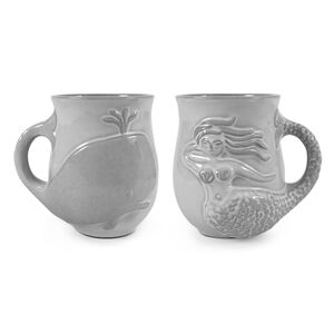 Mugs - Utopia Reversible Mermaid/Whale Mug