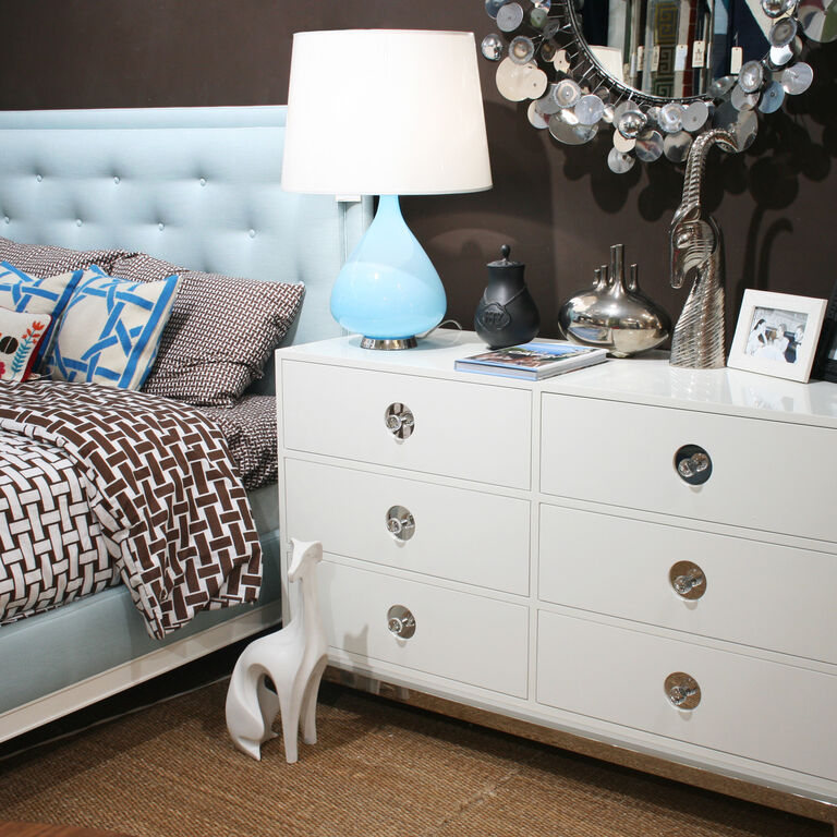 Holding Category - Channing 6-Drawer Console