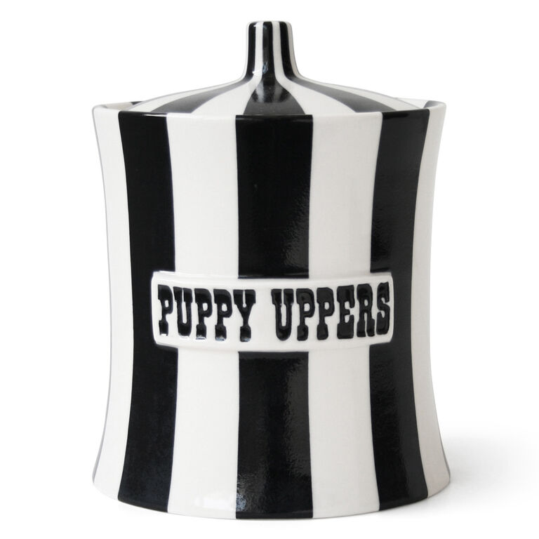 Holding Category - Puppy Uppers Canister