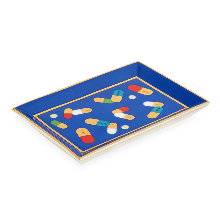 Bowls & Trays - Full Dose Rectangle Tray