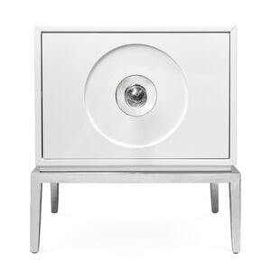 Cocktail, Side & Console Tables - Channing Large End Table