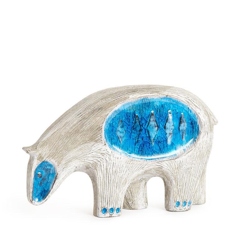 Decorative Objects - Glass Menagerie Polar Bear