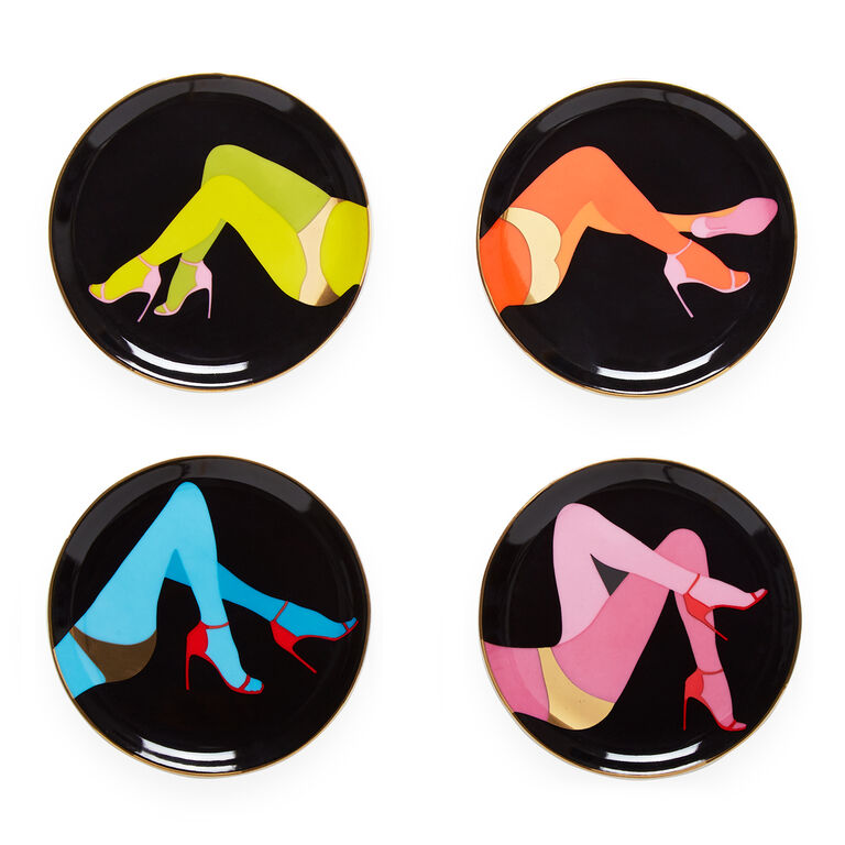 Coasters - Les Girls Coaster Set