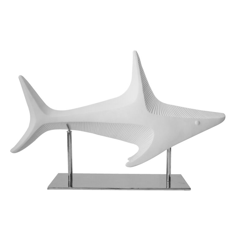 Decorative Objects - Menagerie Shark Sculpture