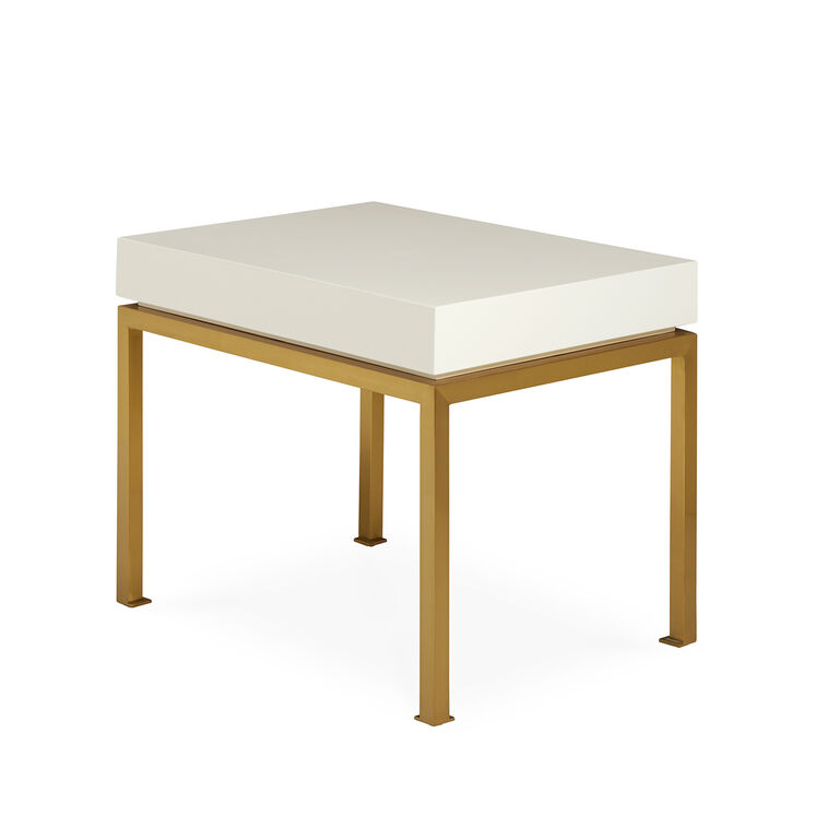 Cocktail, Side & Console Tables - Peking Side Table