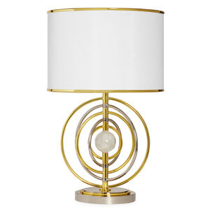 Table Lamps - Electrum Kinetic Table Lamp