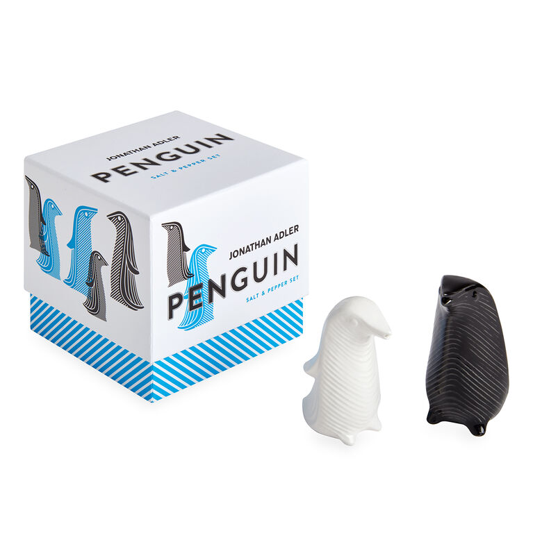 Salt & Pepper Shakers - Penguin Salt & Pepper Shakers