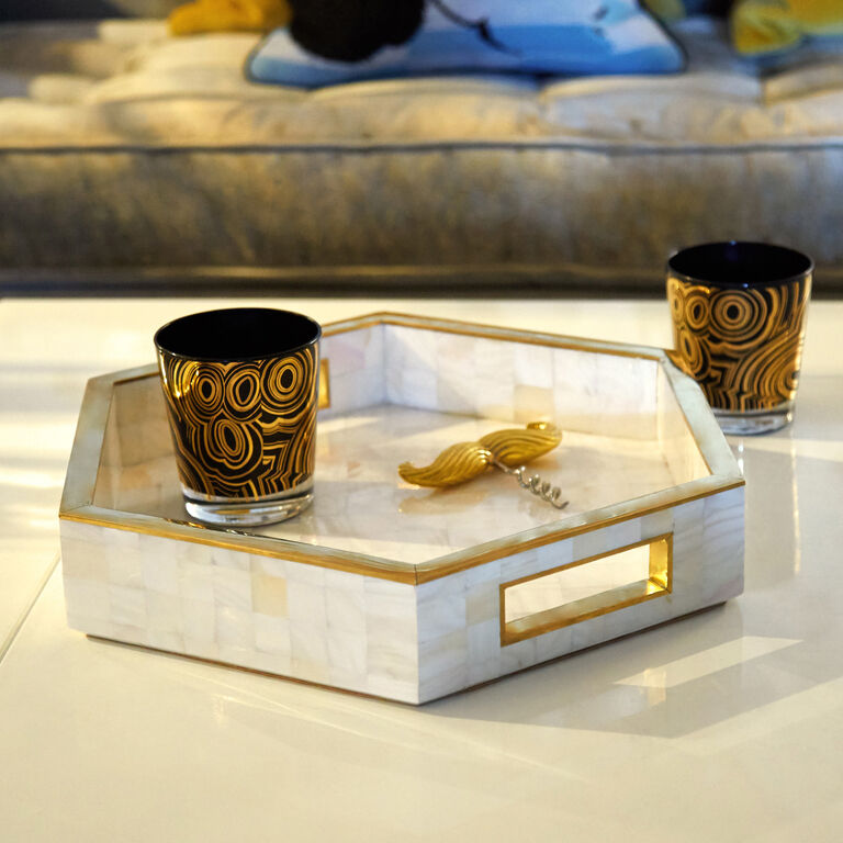 Glassware - Malachite Glassware