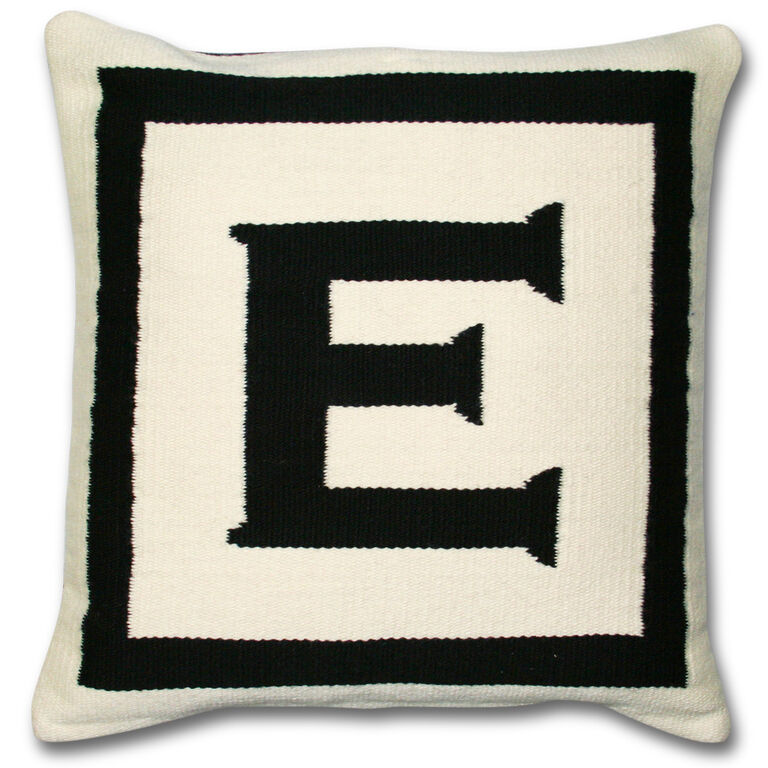 Cushions & Throws - Reversible Letter Cushion