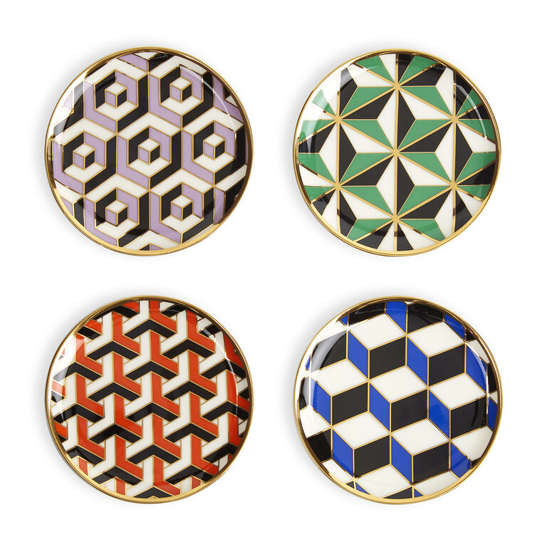Holding Category - Versailles Coaster Set