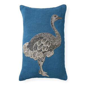 Cushions & Throws - Zoology Ostrich Cushion
