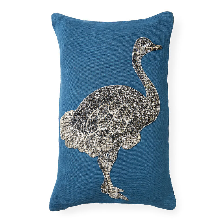 Cushions & Throws - Zoology Ostrich Cushion