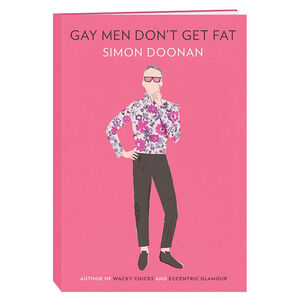 Books - Gay Men Don't Get Fat