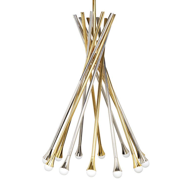 Ceiling Lamps - Electrum Chandelier