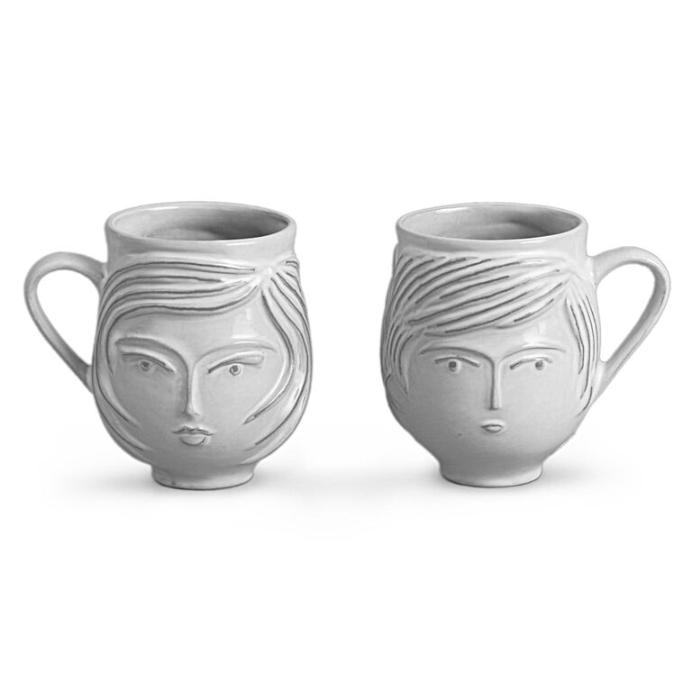 Serveware & Mugs - Utopia Reversible Boy/Girl Mug