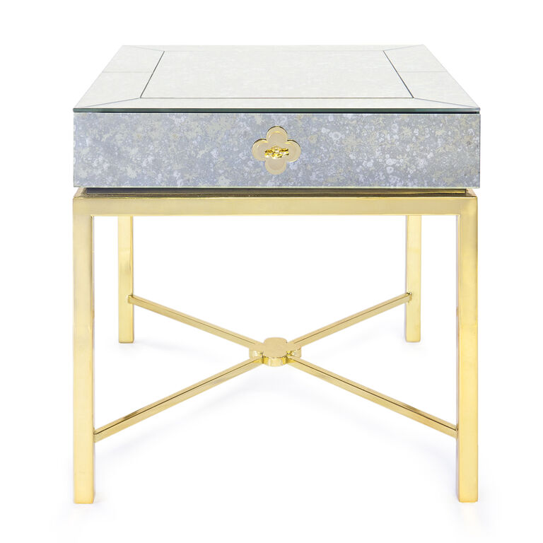 Holding Category - Delphine Side Table