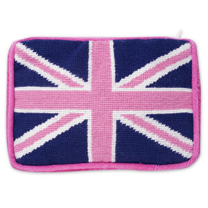 All Handbags & Accessories - British Flag Cosmetic Bag