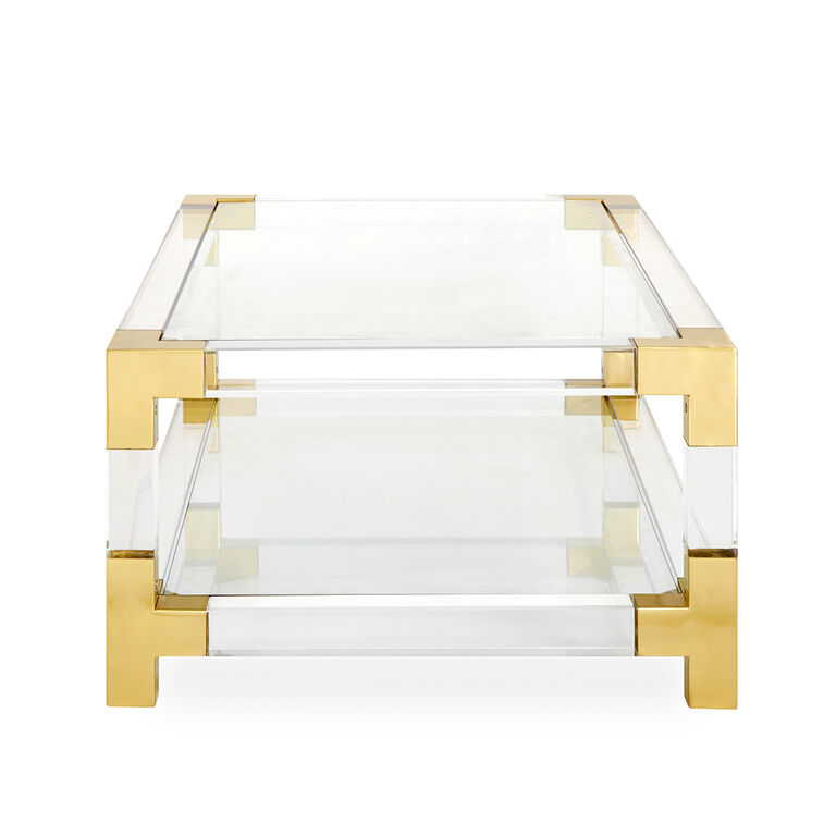 Cocktail, Side & Console Tables - Jacques Grand Cocktail Table