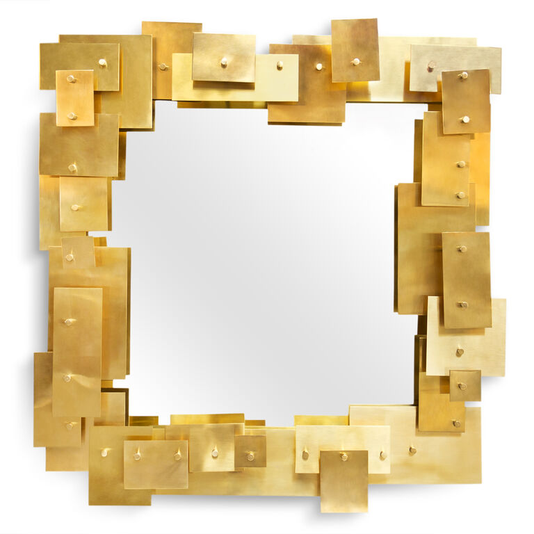 Mirrors & Wall Décor - Puzzle Mirror