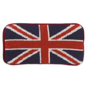 All Handbags & Accessories - Red and Blue British Flag Sunglass Case