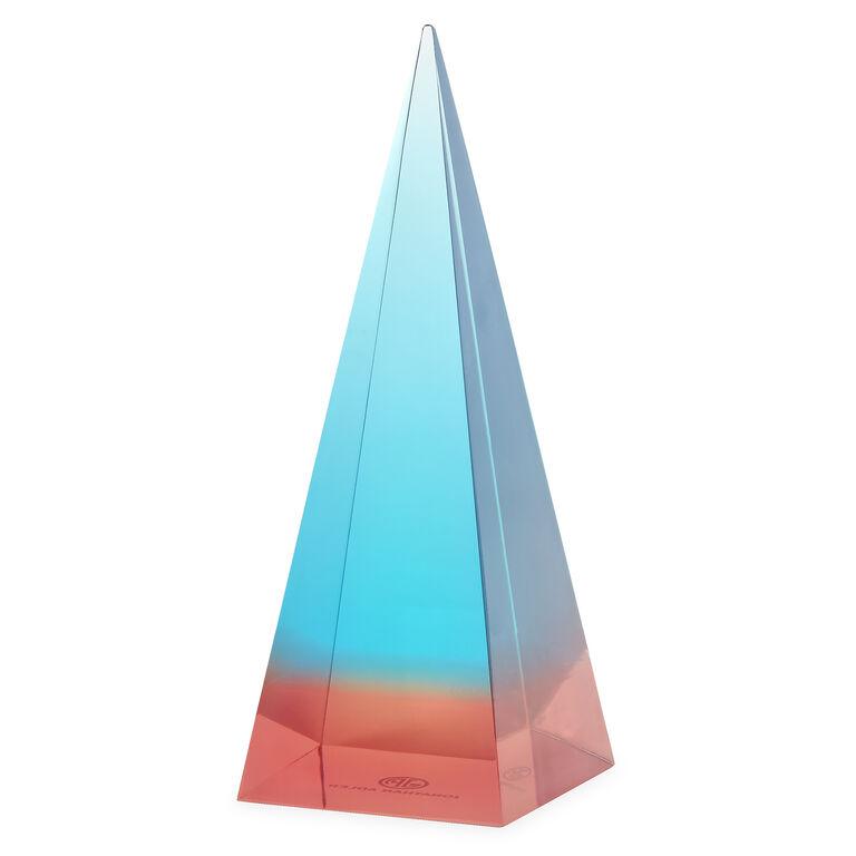 Acrylic Objects - Large Neo Geo Obelisk