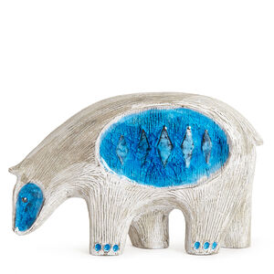 Decorative Objects - Glass Menagerie Polar Bear