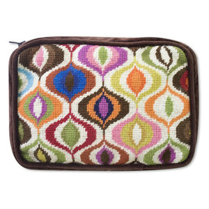 All Handbags & Accessories - Bargello Waves Cosmetic Bag