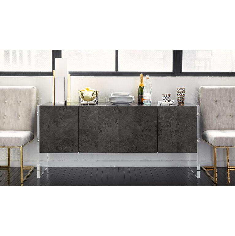 Cocktail, Side & Console Tables - Bond Four-Door Console