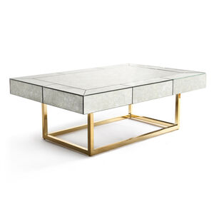 Cocktail, Side & Console Tables - Delphine Cocktail Table
