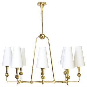 Ceiling Lamps - Caracas 8-Light Chandelier