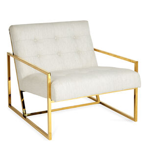 Chairs & Benches - Goldfinger Lounge Chair