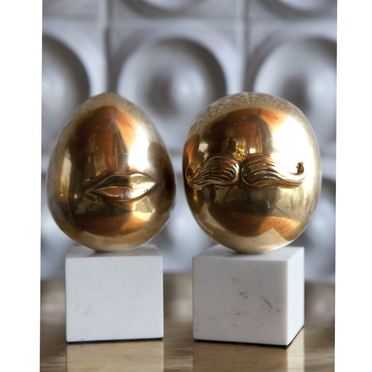 Holding Category - Brass Misia Orb