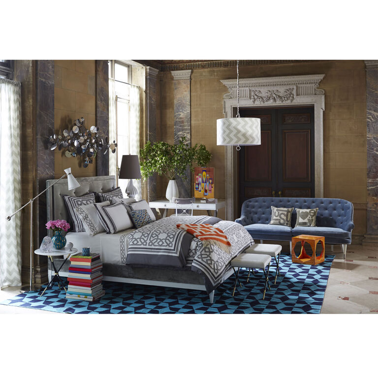 Jonathan Adler | Lampert Queen Bed 8