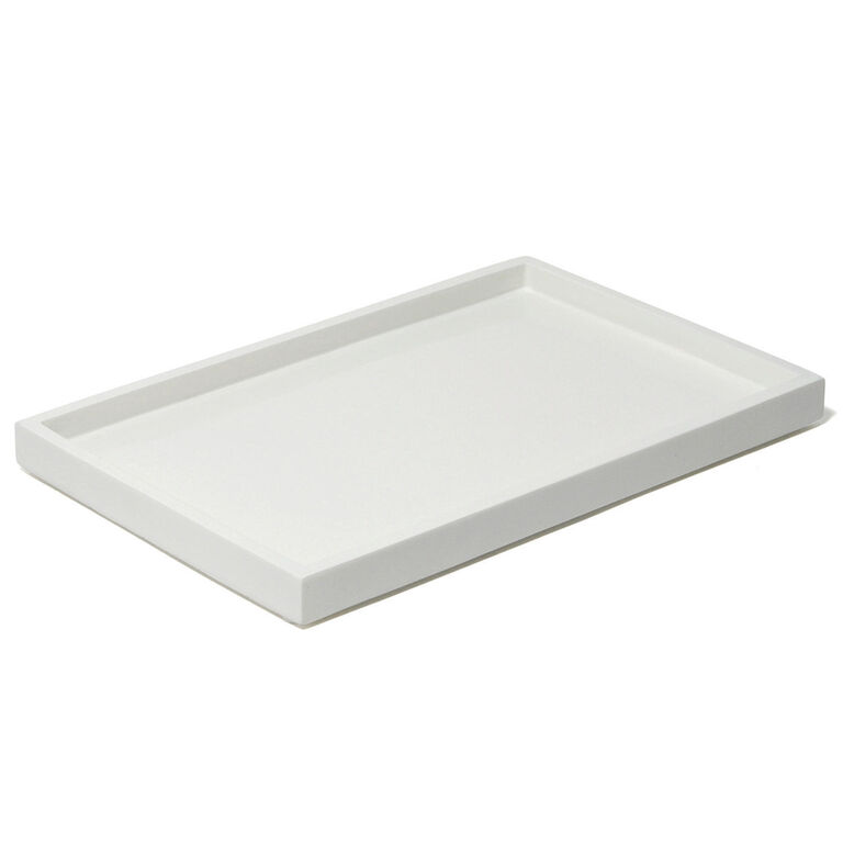 Bath Accessories   Lacquer Bath Tray. Lacquer White Bath Tray   Bath Accessories   Jonathan Adler