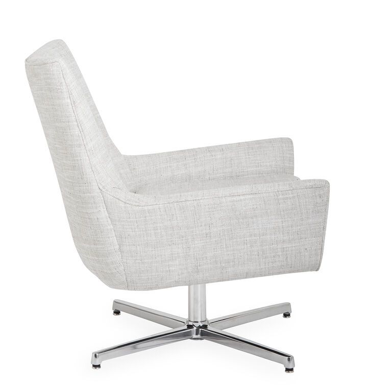 Jonathan Adler | Mrs. Godfrey Swivel Chair 2