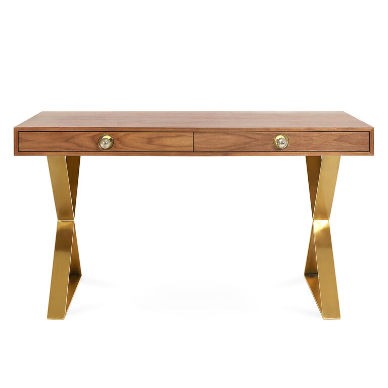 Holding Category for Inventory - Walnut Channing Desk