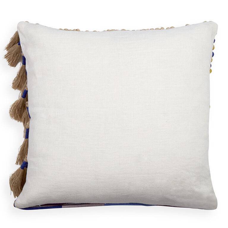 Textured & Embellished - Topanga Corded Pillow