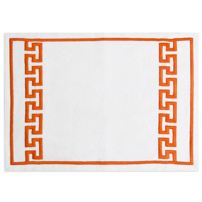 Table Linens - Mykonos Satin Stitch Placemat