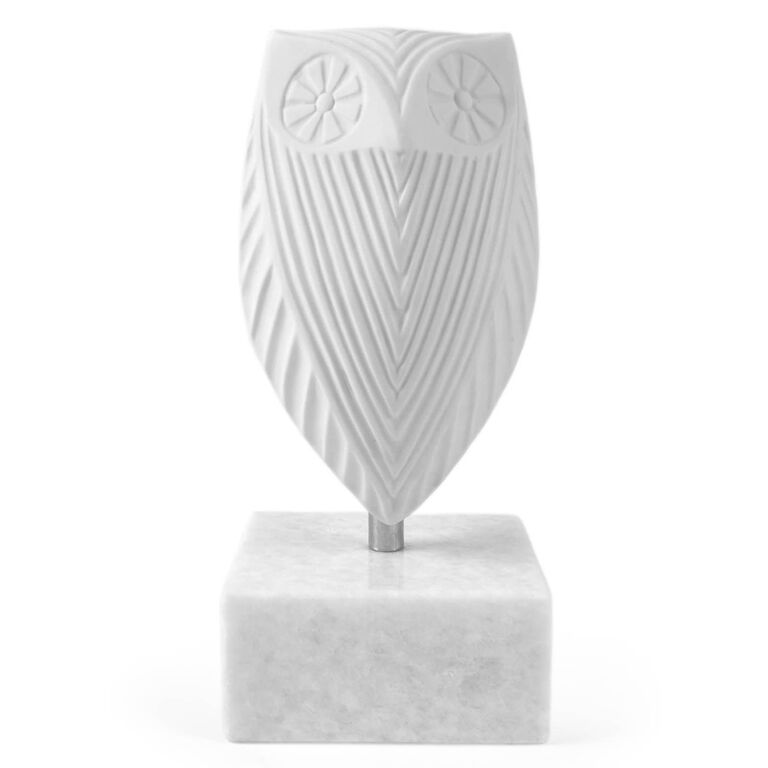 Holding Category for Inventory - Menagerie Owl Bookend Set