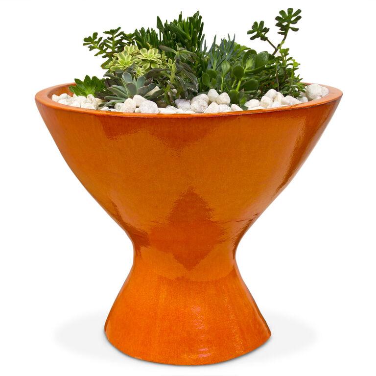 Holding Category for Inventory - Orange Okura Planter