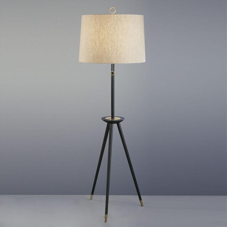 Floor Lamps - Ventana Tripod Floor Lamp