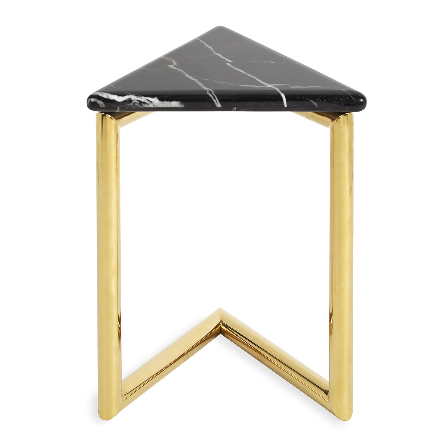 Side U0026amp; Accent Tables   Ultra Triangle Accent Table