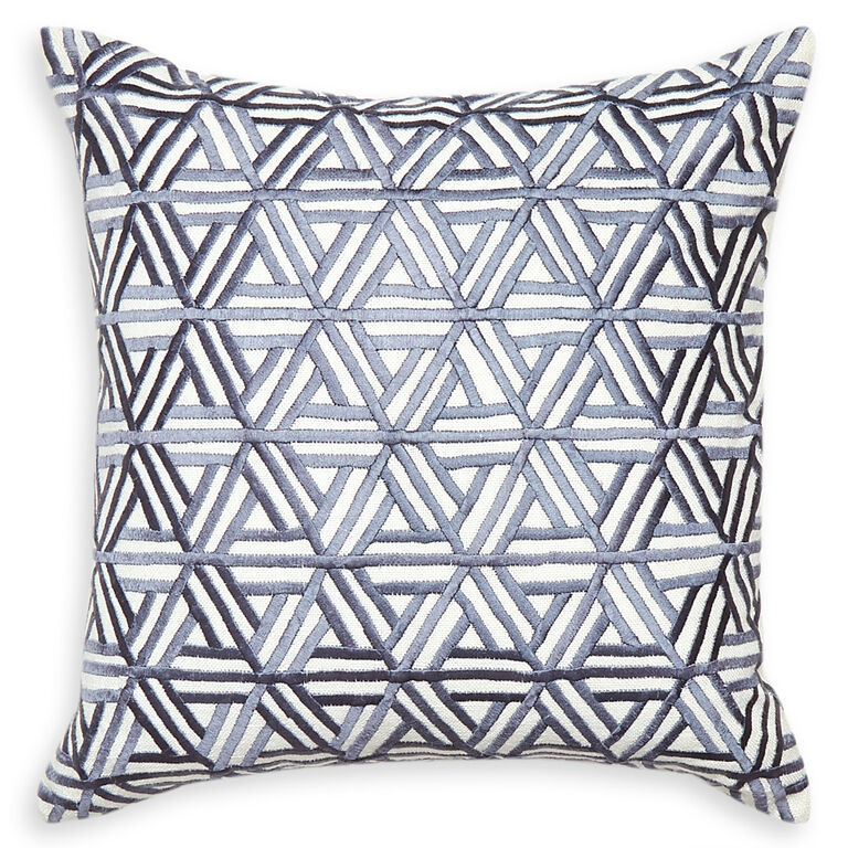Patterned - Stella Web Throw Pillow